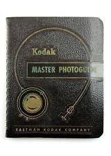 196561 Vintage 1953 Kodak Master Photoguide Genuine Original