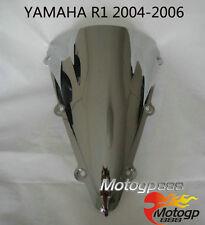 BULLE SAUT Pr Pare Brise Windscreen DE VENT Yamaha YZF R1 1000 04-06 YZFR1 C 05