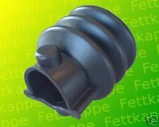 Knott Faltenbalg Manschette für KR + KF7,5 KF13 KF17 KF20 ...- incl. Kabelbinder