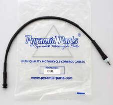Pyramid Parts Tacho / Rev Cable fits: Honda CB500 T (Twin) 75-77