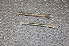 YAMAHA Banshee rear bearing carrier bolts & nuts 1987-2006 OEM factory part