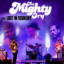 CD The Mighty Orq Live Lost In Germany