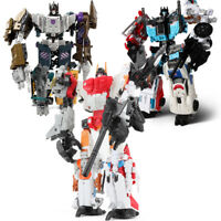 Superion Transformers Bruticus Hot Spot Defensor Streetwise Action Figure