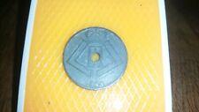 Belgium 1943 - 25 centimes coin - Belgie / Belgique - King Leopold III