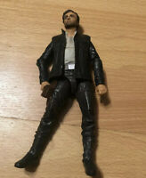 "Star Wars The Black Series Captain Poe Dameron #53 6"" inch figure force awakens"
