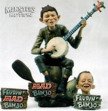 Deliverance Feudin Banjo Boy Resin Model Kit-161PO21