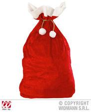 Weihnachtsmann Sack 60 x 100 cm - Nikolaus Sack