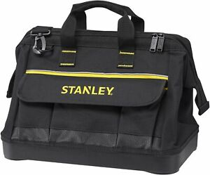 Stanley Bolsa herramientas gran apertura C/Cremallera 44CM 1-96-183