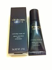2 X Cle De Peau Beaute Correcting Cream Veil Spf 21 Travel Size 7 ml x 2=14 ml