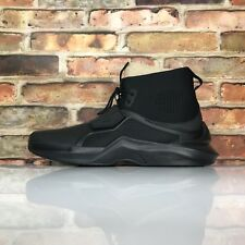 58f9b27a9ba PUMA Rihanna Fenty Hi Top Trainer Black Women s US Size 8.5
