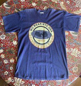 Vintage Wu Wear T Shirt Wu Tang Clan