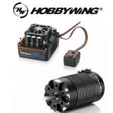 Hobbywing XR8 Pus ESC Combo w/ EXerun 2250KV Brushless Motor