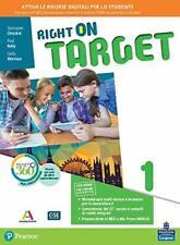 9788883394904 Right on target. Per la Scuola media. Con e-book. ...one online: 1