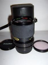 Prinzflex 35-70mm 1:3.5-4.5 Auto Camera Lens - Pentax K Mount Cased