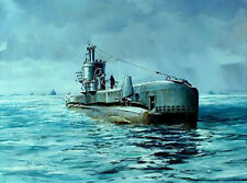 Secret Operation by Robert Taylor Submarine HMS Sceptre Scapa Flow Scotland