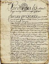 1771 Cher Bourges fin de communauté et CM famille BERTHAULT COILLARD LANCON