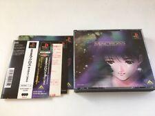Playstation Super Dimension Fortress MACROSS Do you Remenber Love JAPAN z3663