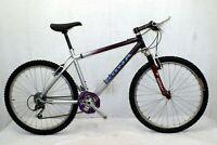 """Kona MTB Bike 18"""" Large Hardtail Deore LX Marzocci Bomber Fork V-Brakes Charity!"""