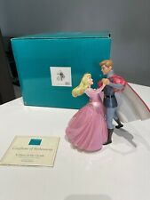 """Wdcc Sleeping Beauty """"A Dance in the Clouds� W/ Title Scroll Nib, Coa, Perfect"""