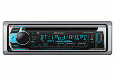 Kenwood KMR-D368BT Marine CD Player w/ Bluetooth KMRD368BT