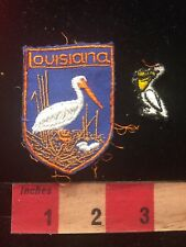 Pelican Patches - One Is A State Of Louisiana Patch 81Z7
