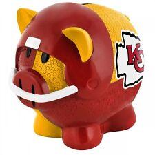 NFL Football Sparschwein Piggy Bank KANSAS CITY CHIEFS Thematic Spardose OVP