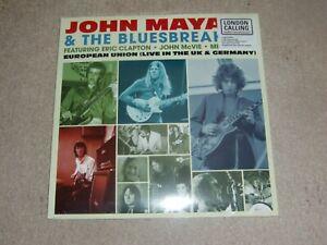 JOHN MAYALL & THE BLUES BAND. EUROPEAN UNION. LCLPC5067 (LIMITED EDITION No:430)