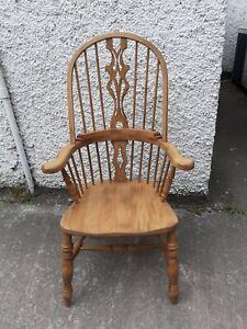 Windsor Farmhouse High Back Chair