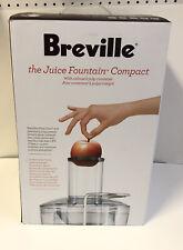 Breville BJE200XL Juice Fountain Compact Extractor 700-Watt Healthy Juicer