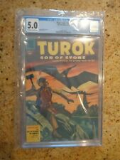 Turok Son of Stone Four Color #656 CGC 5.0.  2nd Appearance of Turok