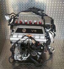 VW Golf 5 3.2 250PS BUB R32 Motor Motorblock Zylinderkopf Rumpfmotor Umbaupaket