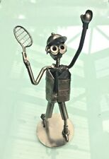 Novelty Nuts and Bolts Tennis Player