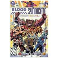 Blood Syndicate #4 in Very Fine + condition. DC comics [*1r]
