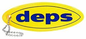 deps Keychain key floater Yellow