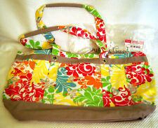 Thirty-One - Island Damask (Retired) - Easy Breeze Tote
