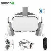 BOBO VR Z6 Bluetooth VR Virtual Reality Headset 3D Glasses Mobile Games Video