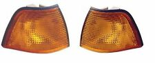 1991-1997 BMW 3-Series E36 4D + Compact Corner Turn Signal Lights Set LEFT+RIGHT