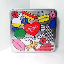 Kiehl's Limited Edition Lip Balm Set *LOVE* original+cranberry+mango New in Box