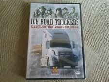 ice road truckers days 8-14 destination diamond mine dvd new sealed