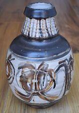 Robert Sperry Mid Century Brutalist Vase
