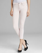GENETIC DENIM Brooke Crop Skinny Rose Jeans W25 UK 6/8