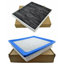 Engine & Cabin Air Filter for 2009-2019 Dodge Journey L4 2.4L 2009-2010 V6 3.5L