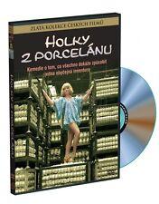 Holky z porcelanu (Girls from a Porcelain Factory) DVD paper sleeve Czech comedy