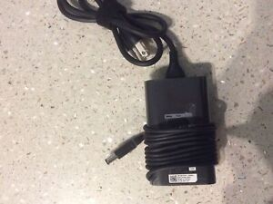 Genuine Dell Latitude 65W AC Power Adapter Charger. Works For Older Dells Too