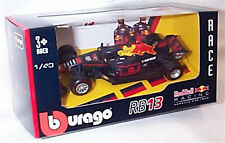 Red Bull Racing RB13 F1 car Max Verstappen 2017 car 1.43 scale burago