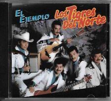 Tigres Del Norte, El Ejemplo  - CD  USED