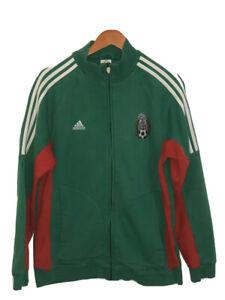 Adidas Mexico Vintage Soccer Track Jacket Mens (M)