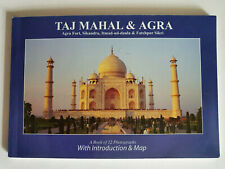 More details for 12 postcards book with introduction & map taj mahal & agra p&p included