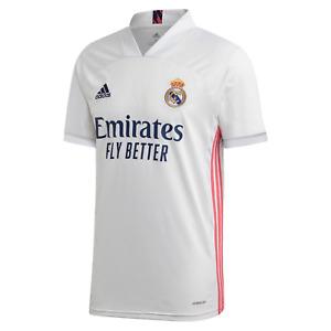 Real madrid 2020 2021 home adidas shirt playera camiseta original playera