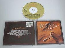 THE MISSION/GRAINS OF SAND (PHONOGRAM 846 937-2) CD ALBUM
